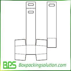 carrier box template