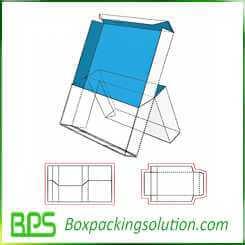 cigarette packaging box design