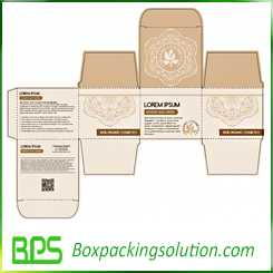 cosmetic packaging boxes layout