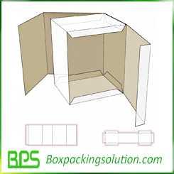 custom paperboard design templates