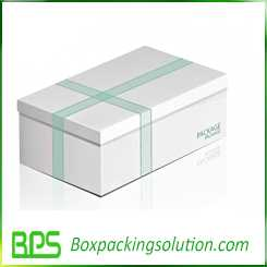 custom rigid gift box pack design