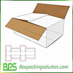 custom shipping cartons master cartons design template
