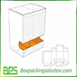 customized feeding box design template