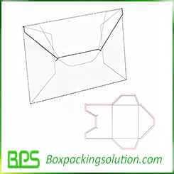 customized paperboard folder design template