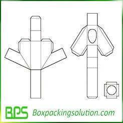 folding box templates