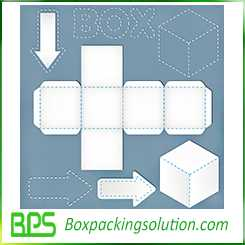 how to fold a box