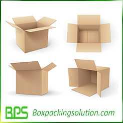 master carton outer look design