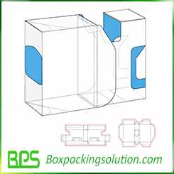 paperboard box design templates