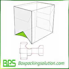personalised paperboard box design templates