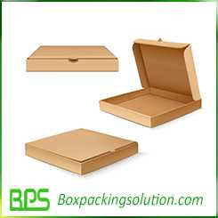 pizza packaging box design