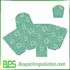 popcorn paperboard box design template