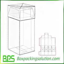 special shape design packaging box