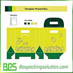 take away corrugated boxes design