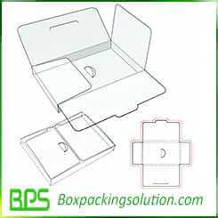 take away food packaging container design templates