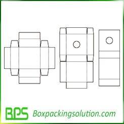top bottom box templates