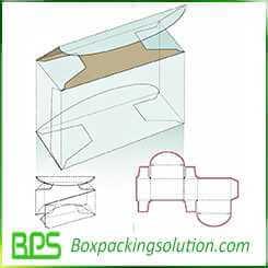 top open box design template