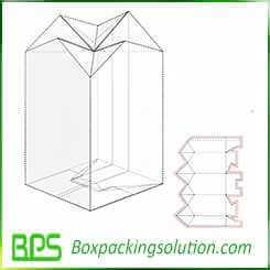unique box design template