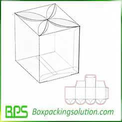 unique top packaging box design