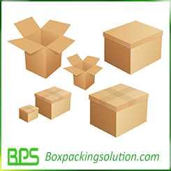 variety corrugated box design