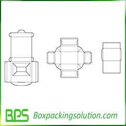 various packaging insert template