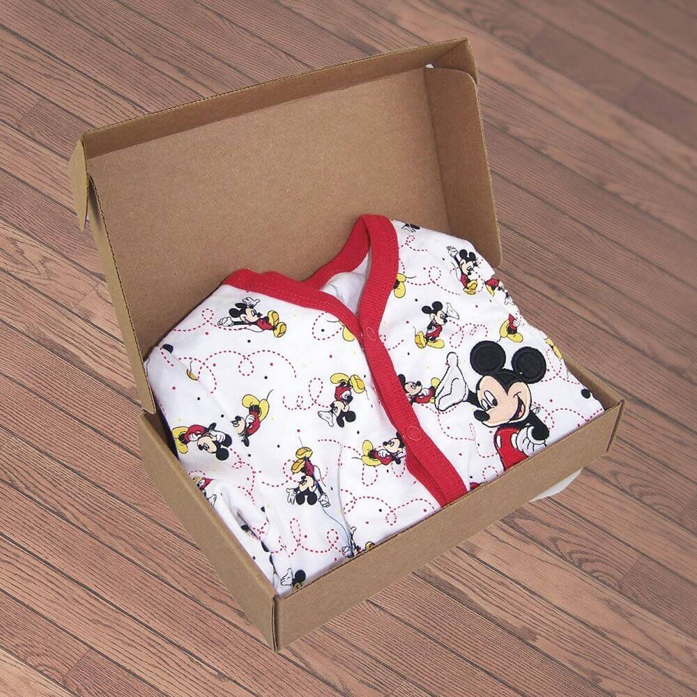 Custom Apparel Packaging Boxes