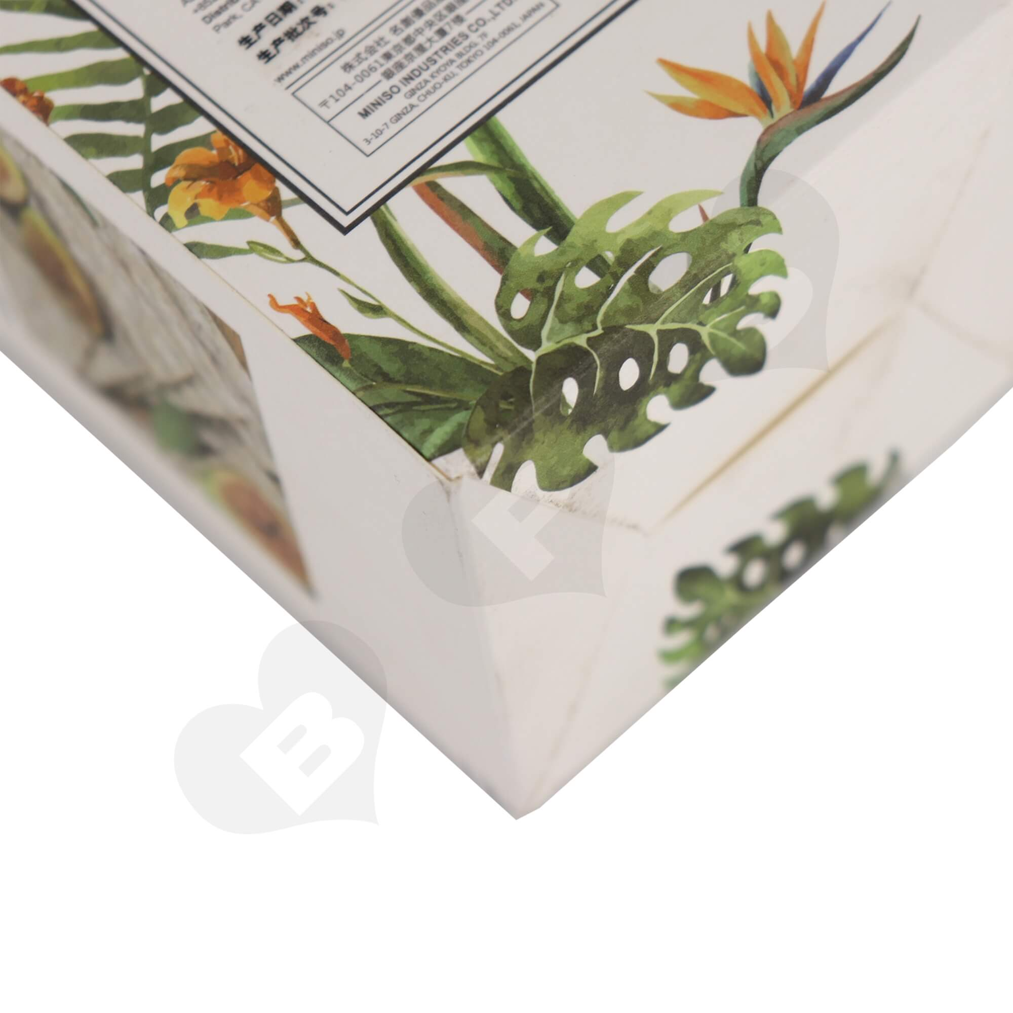 Cardboard Folding Carton For Packing Scent Diffuser With Testing Valve Side View Five
