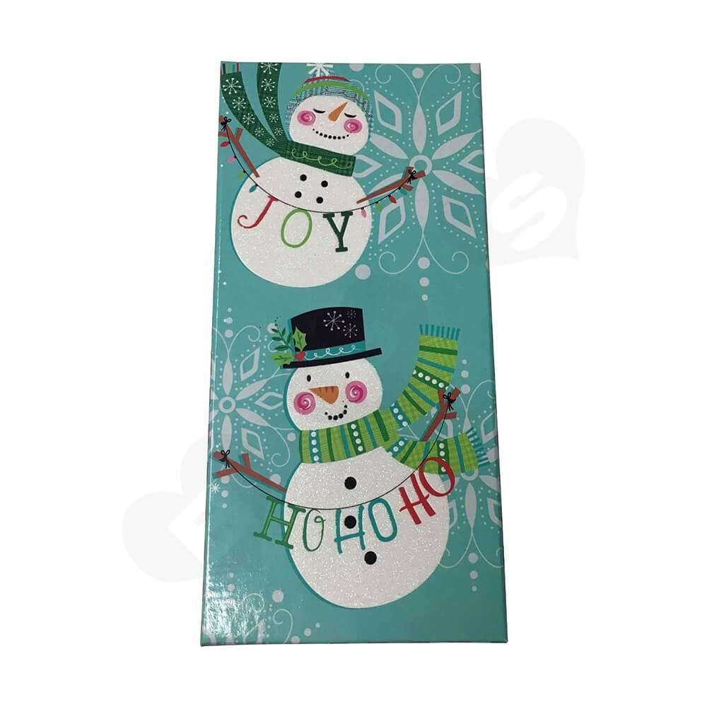 Cheap Christmas Gift Box Side View Five