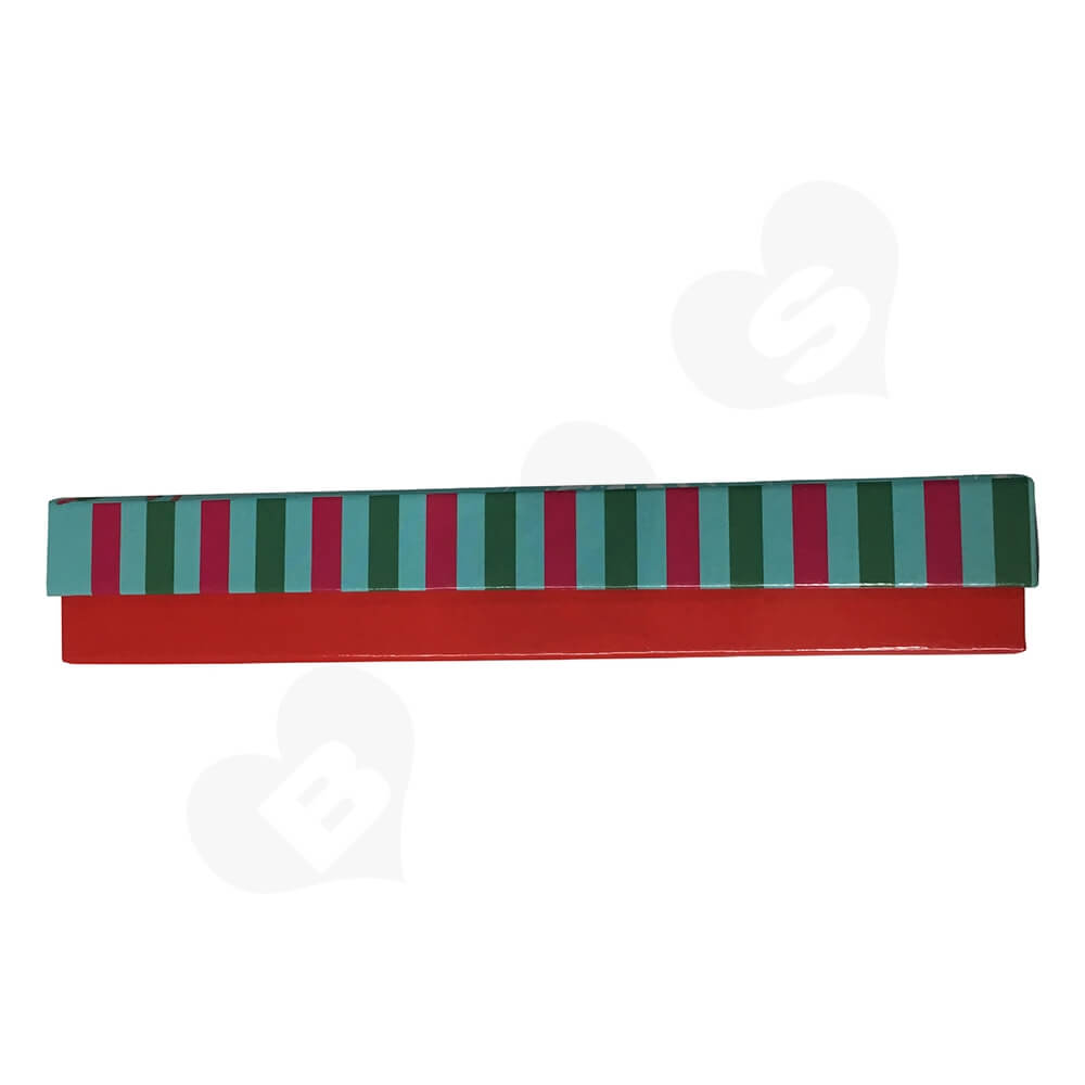 Cheap Christmas Gift Box Side View Four