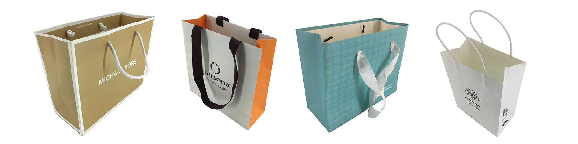 Single Product- Customizable Paper Bags