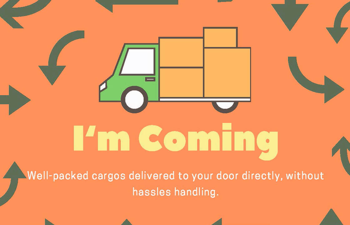 We Deliver The Boxes To Your Door Worldwide