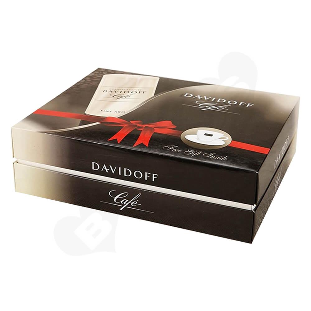 Custom Gift Box For Coffee Kit Side View Five