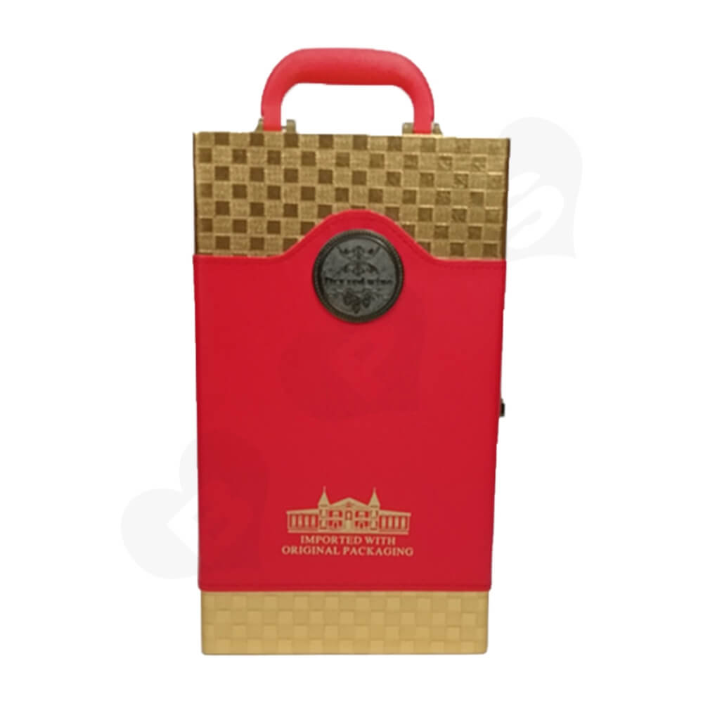 Private Label Wine Box Kit Side View Eight