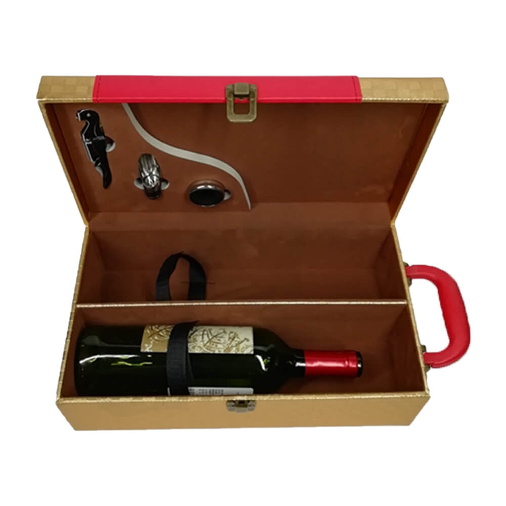 Private Label Wine Box Kit Side View Five