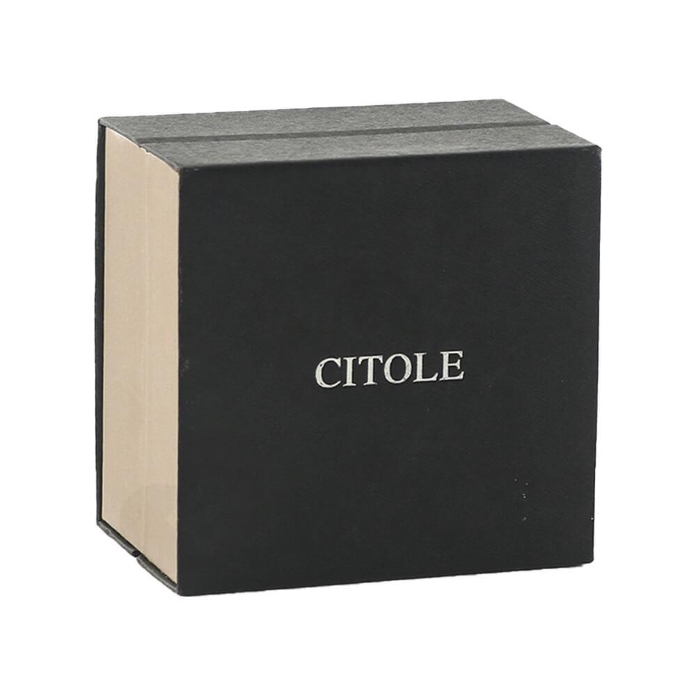 Custom Branded Luxury Cardboard Box For Watch Side View One