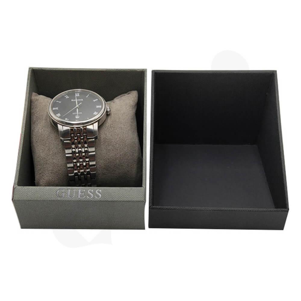 Custom Display Watch Box Side View One