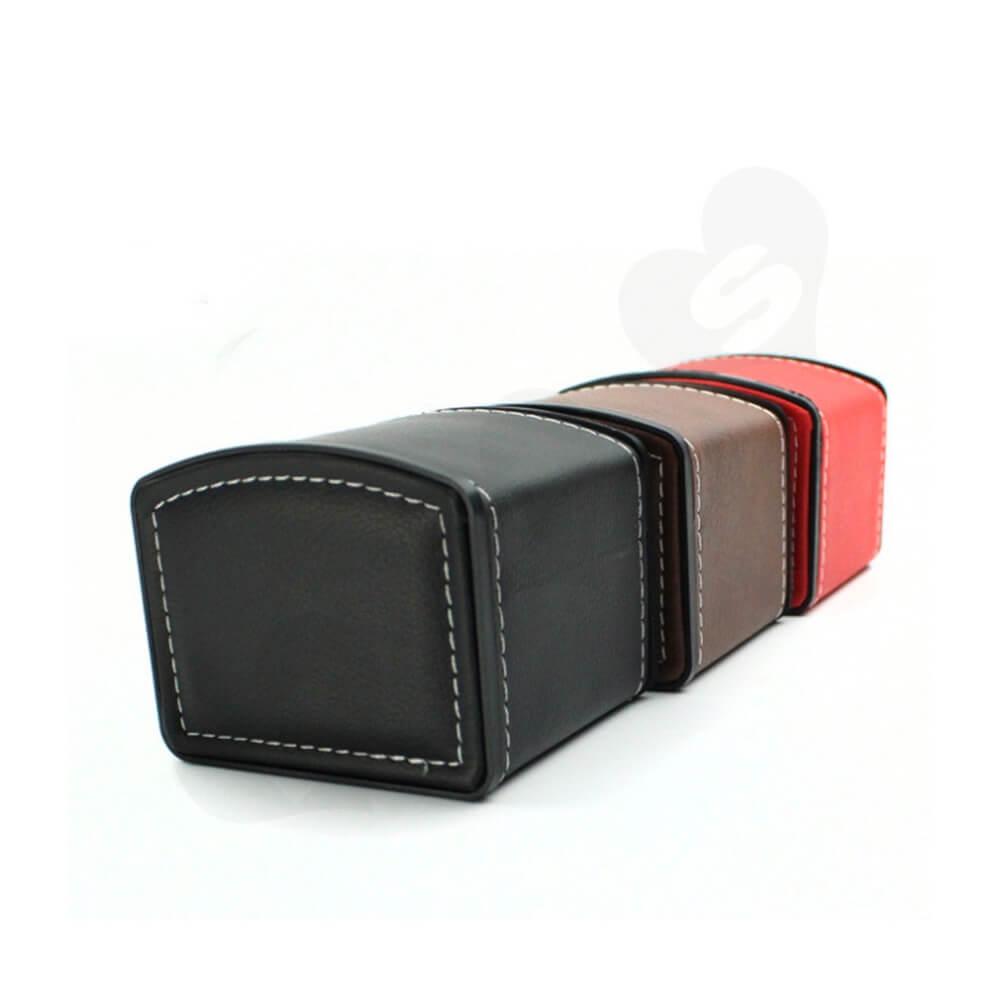 Custom Printed Unique Shape Watch Box Side View Five