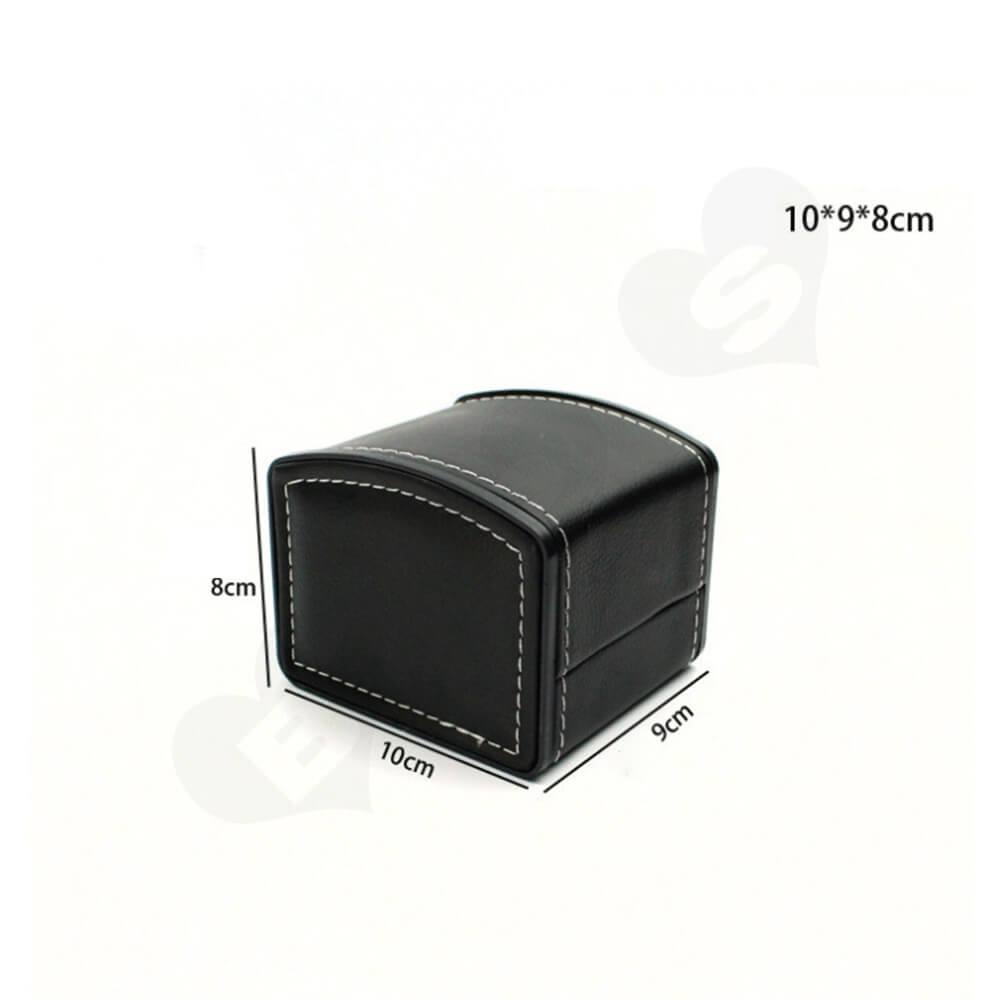 Custom Printed Unique Shape Watch Box Side View Six