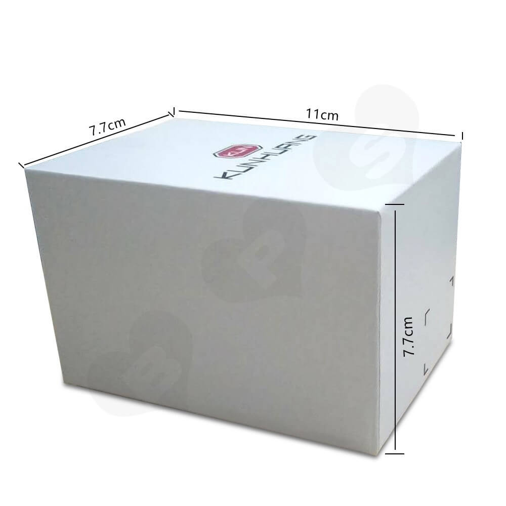 Customized Cheap Watch Box Side View Four
