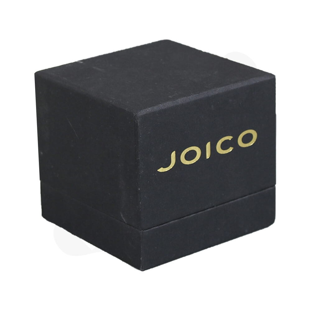 Gold Foil Stamped Watch Box Customizable Side View One