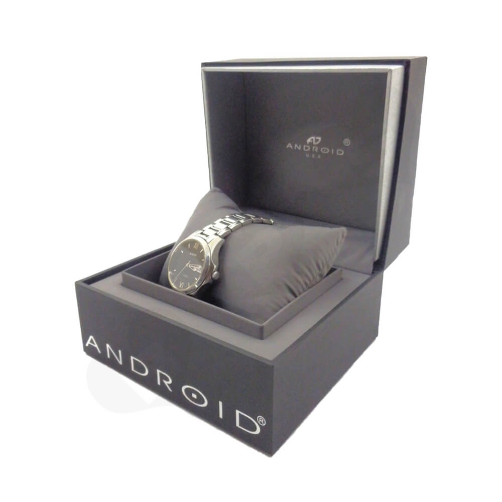 High Quality Gift Box For Wrist Watch Side View One