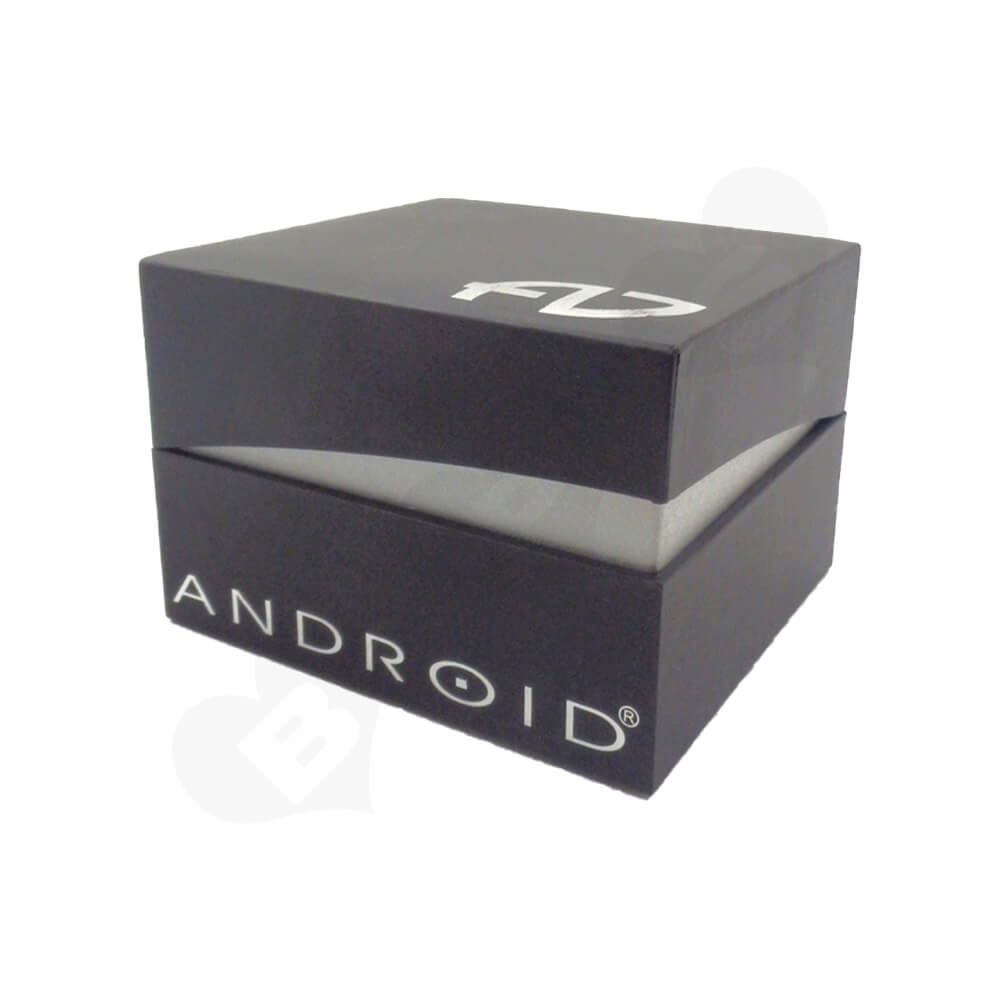 High Quality Gift Box For Wrist Watch Side View Two