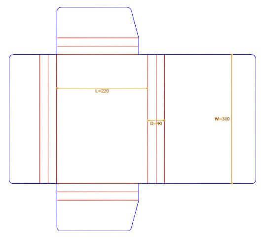 Paper folder design