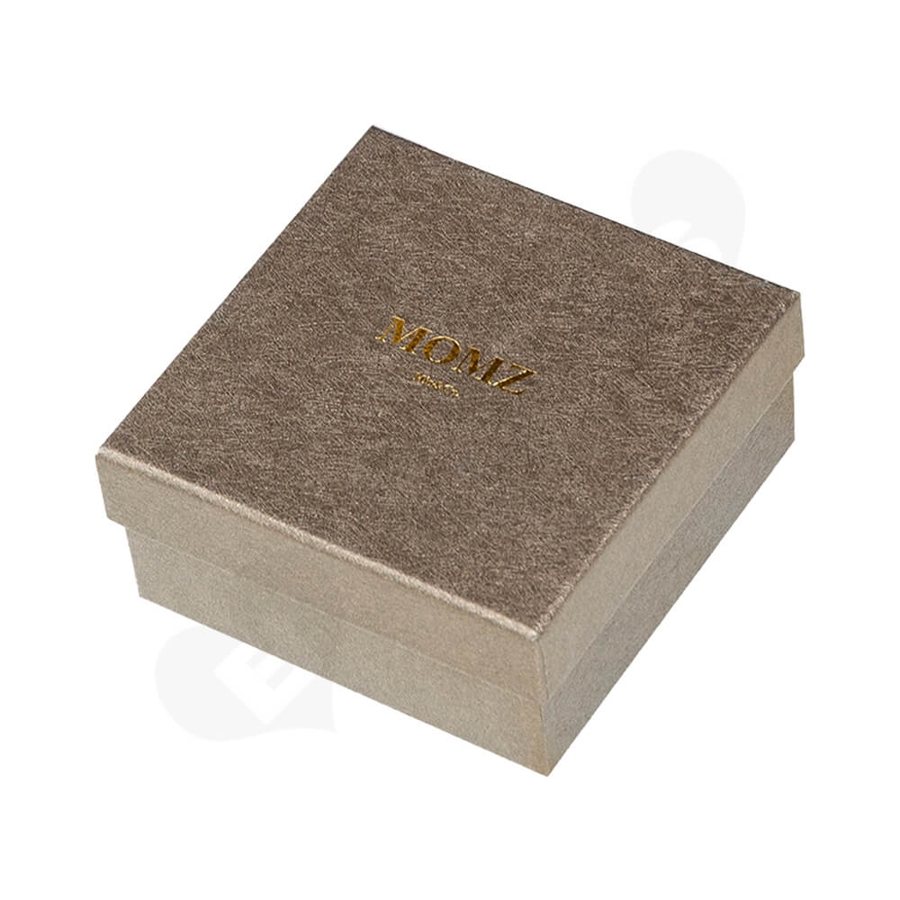 Specialty Paper Coated Cardboard Watch Box Side View One