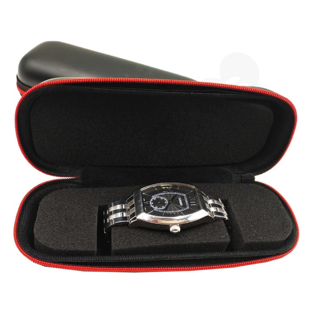Watch Storage Box With Customizable Logo Side View Three
