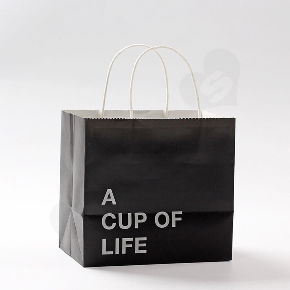Custom Mug Cup Packaging Boxes Bags Side View Five