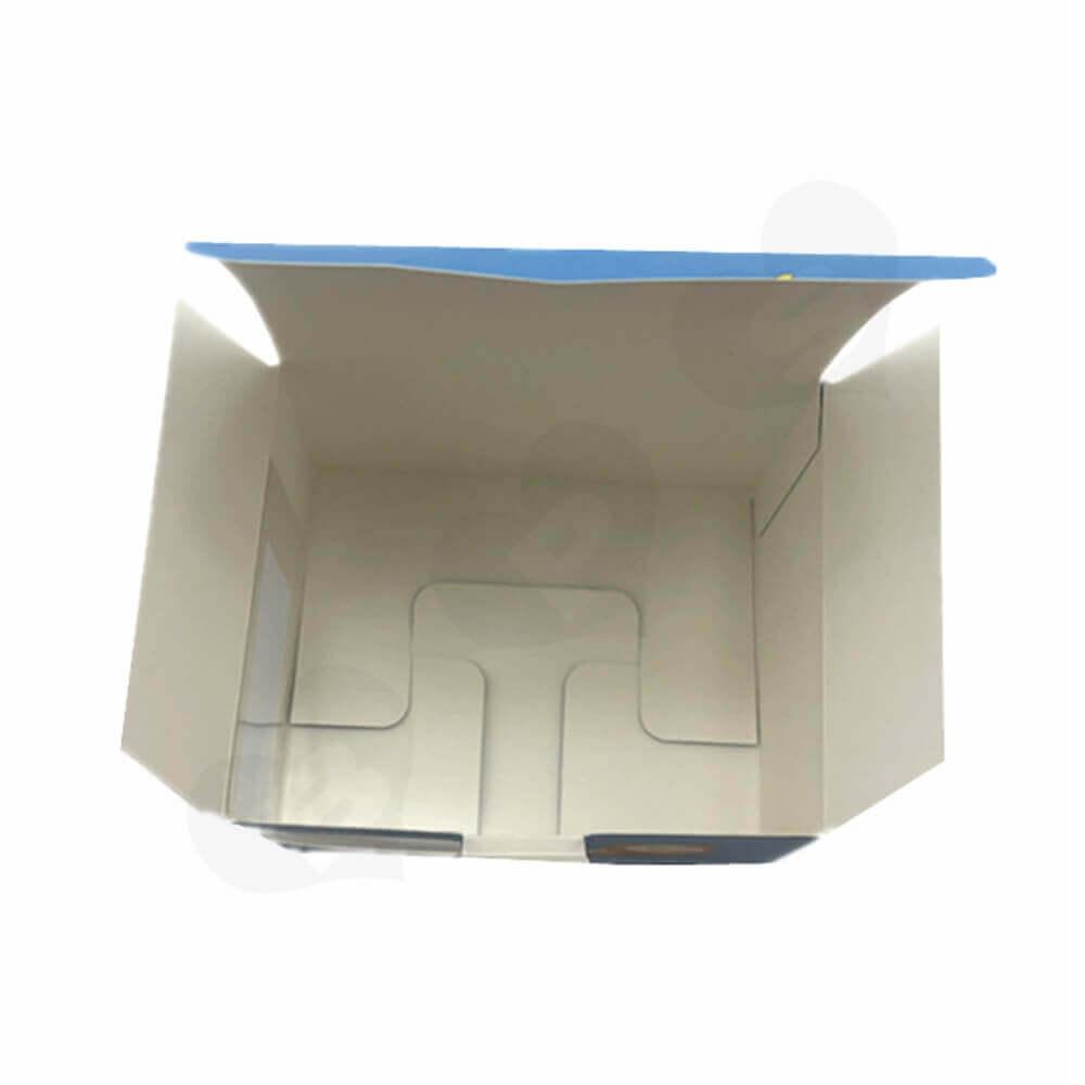 Folding Carton For Mug Retail Sales Side View Four