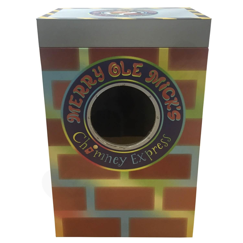 Custom Novelty Toy Christmas Gift Rigid Box Side View 6