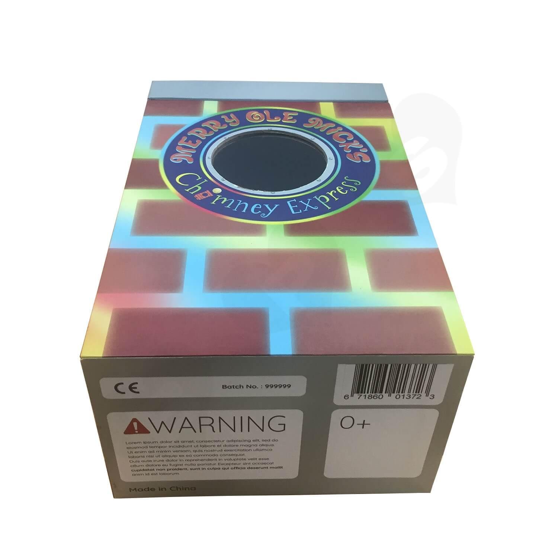 Custom Novelty Toy Christmas Gift Rigid Box