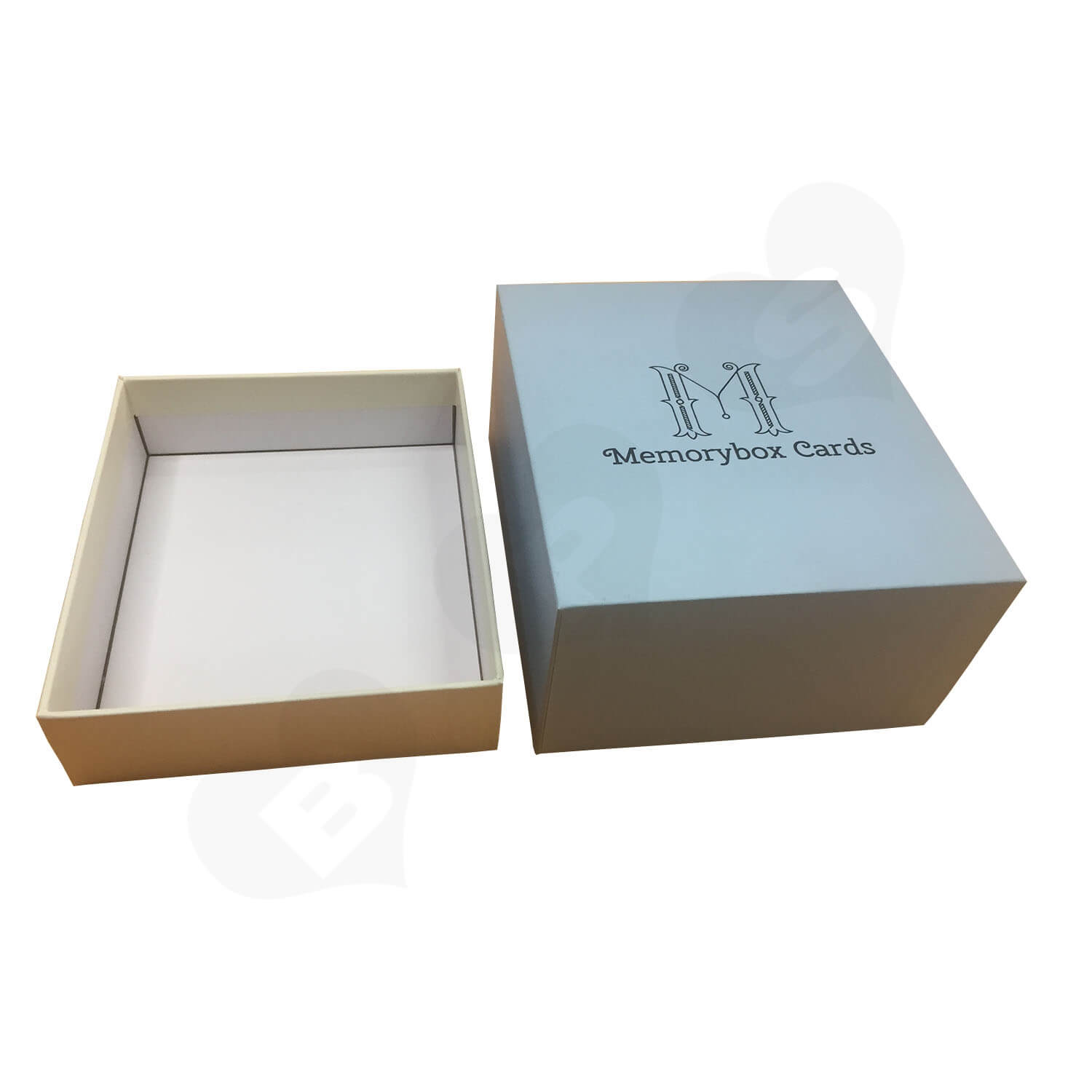 Custom Printing Top And Bottom Game Cards Rigid Box Side View 2