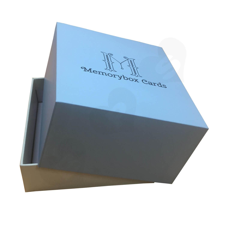 Custom Printing Top And Bottom Game Cards Rigid Box